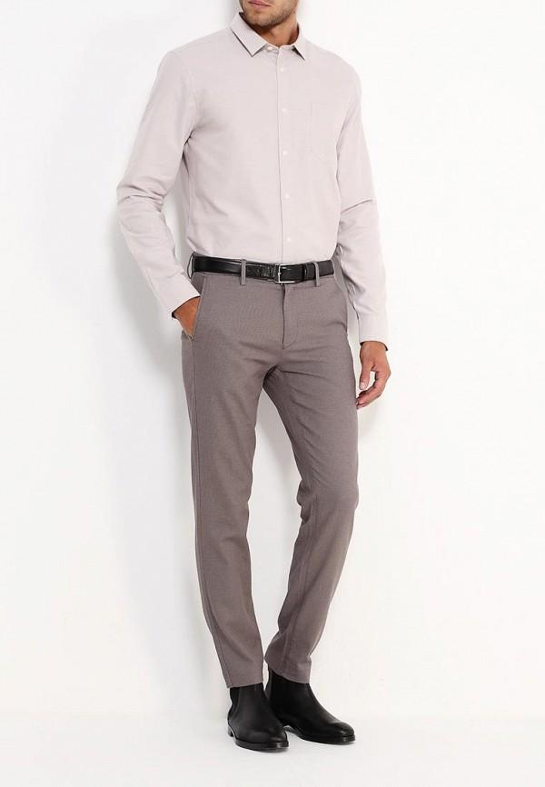 Рубашка с длинным рукавом Burton Menswear London 22P03JNAT: изображение 3