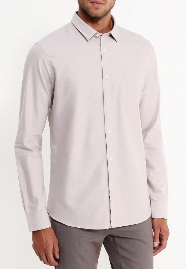 Рубашка с длинным рукавом Burton Menswear London 22P03JNAT: изображение 4