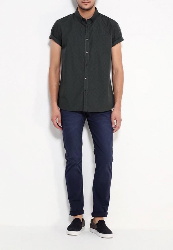 Рубашка с коротким рукавом Burton Menswear London 22P05JGRN: изображение 2
