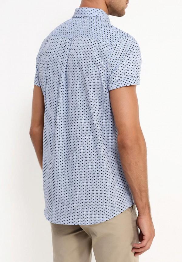 Рубашка с коротким рукавом Burton Menswear London 22P07JBLU: изображение 4