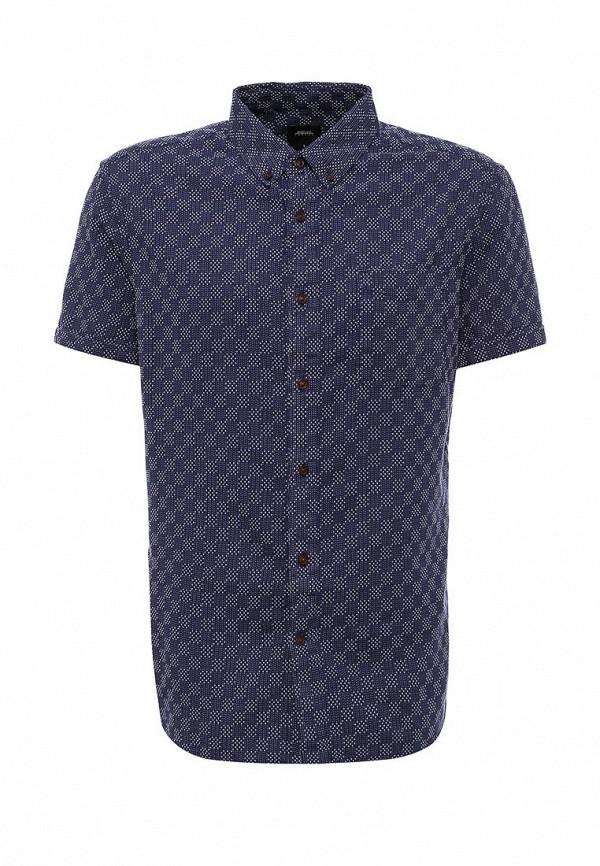 Рубашка с коротким рукавом Burton Menswear London 22T05JBLU: изображение 1