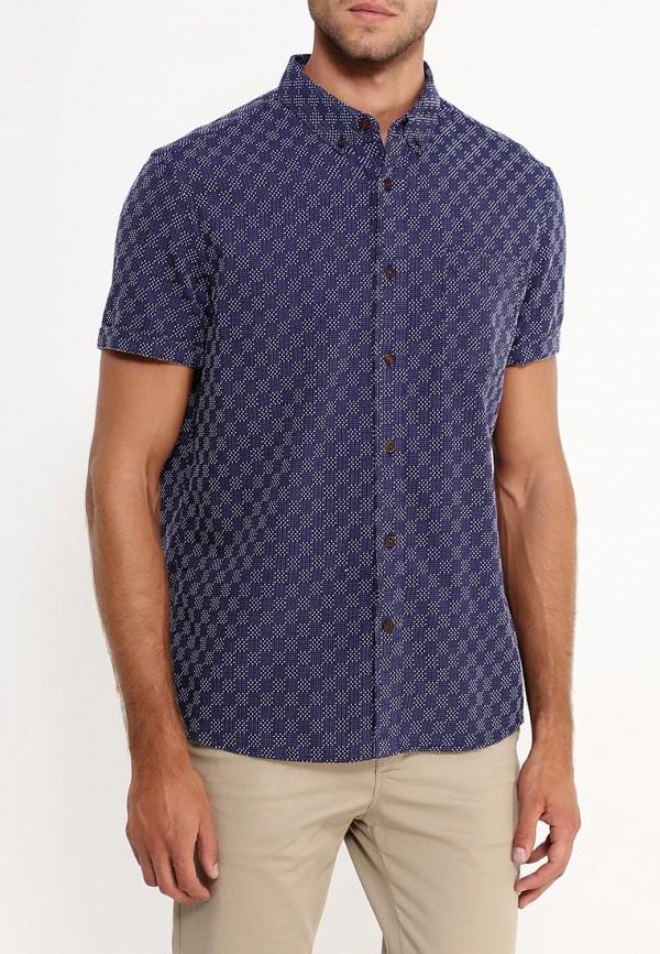 Рубашка с коротким рукавом Burton Menswear London 22T05JBLU: изображение 3