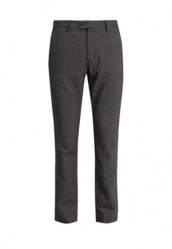 Мужские повседневные брюки Burton Menswear London 23T02JBLK