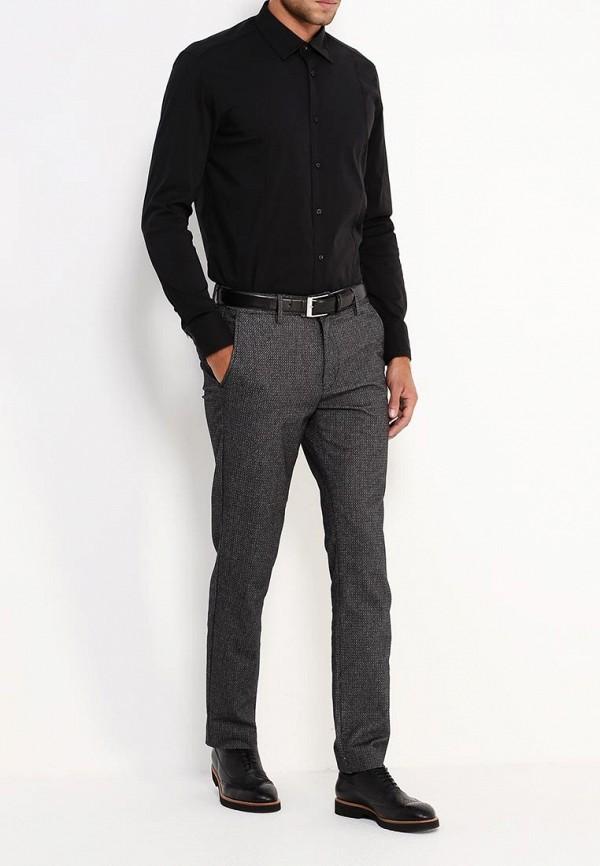 Мужские повседневные брюки Burton Menswear London 23T02JBLK: изображение 2