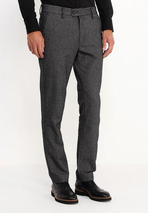 Мужские повседневные брюки Burton Menswear London 23T02JBLK: изображение 3