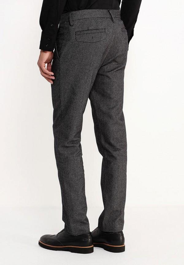 Мужские повседневные брюки Burton Menswear London 23T02JBLK: изображение 4