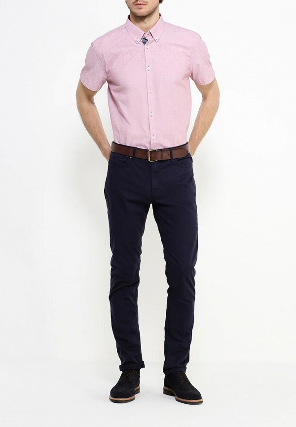 Рубашка с коротким рукавом Burton Menswear London 22D01JRED: изображение 2