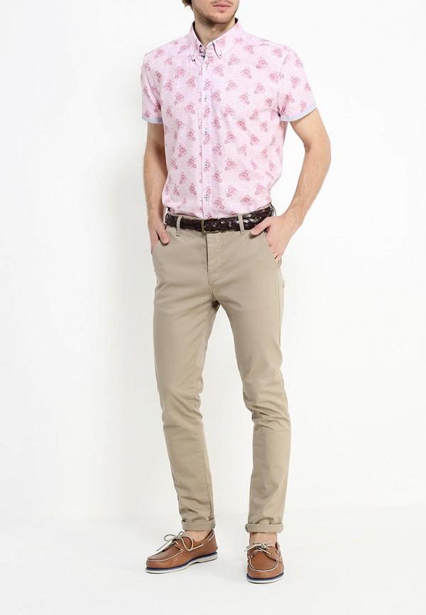 Рубашка с коротким рукавом Burton Menswear London 22D02JPNK: изображение 2