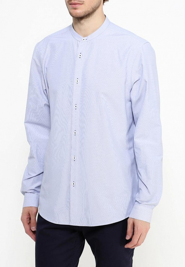 Рубашка с длинным рукавом Burton Menswear London 22D03JBLU: изображение 3