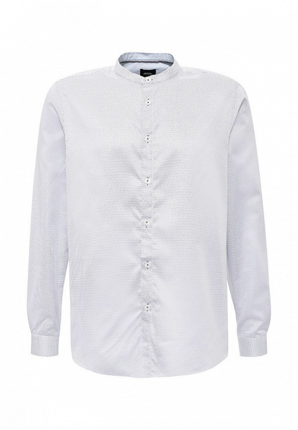 Рубашка с длинным рукавом Burton Menswear London 22D03JWHT: изображение 1