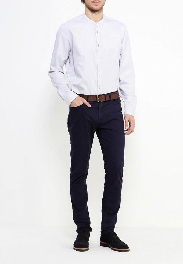 Рубашка с длинным рукавом Burton Menswear London 22D03JWHT: изображение 2