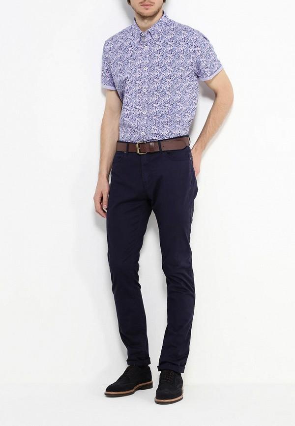 Рубашка с коротким рукавом Burton Menswear London 22P01JPUR: изображение 2