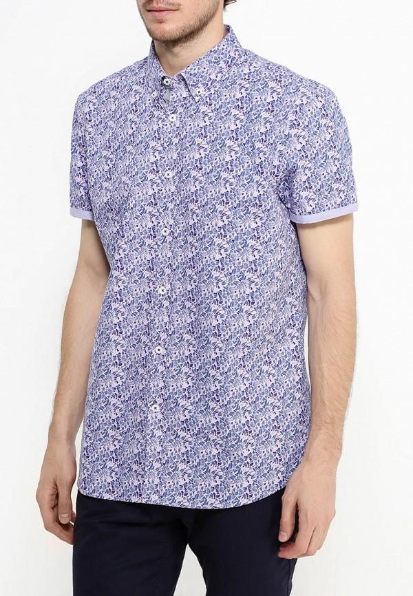 Рубашка с коротким рукавом Burton Menswear London 22P01JPUR: изображение 3