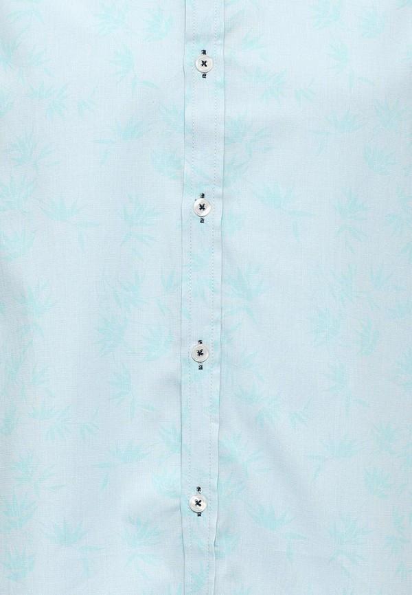 Рубашка с коротким рукавом Burton Menswear London 22P07JGRN: изображение 5