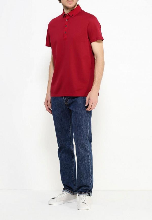 Мужские поло Burton Menswear London 45J02IRED: изображение 2