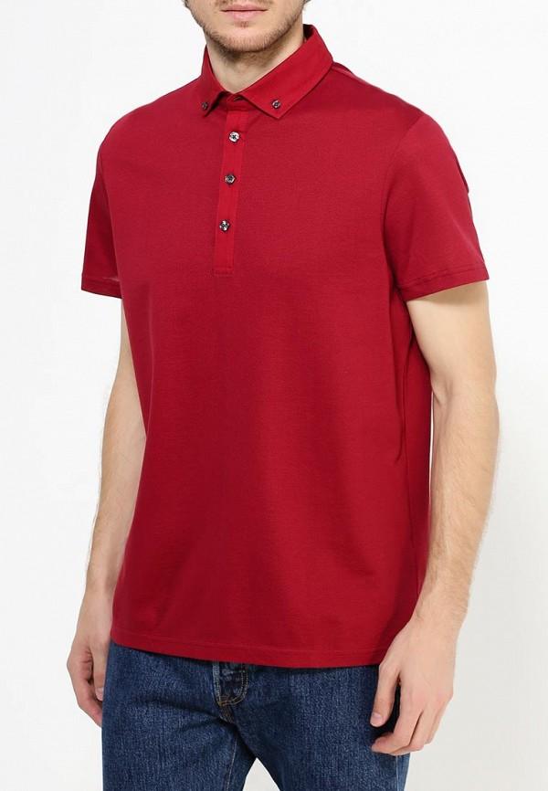 Мужские поло Burton Menswear London 45J02IRED: изображение 3