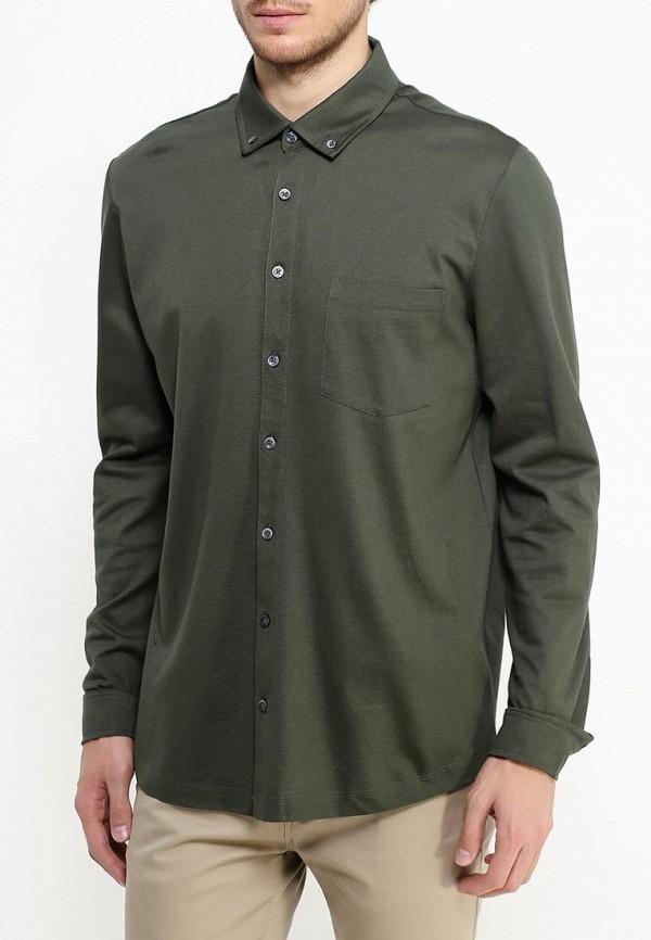 Рубашка с длинным рукавом Burton Menswear London 45J05IGRN: изображение 3