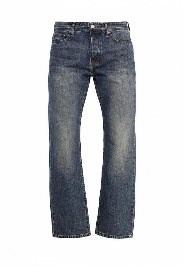 Мужские широкие и расклешенные джинсы Burton Menswear London 12R08JBLU