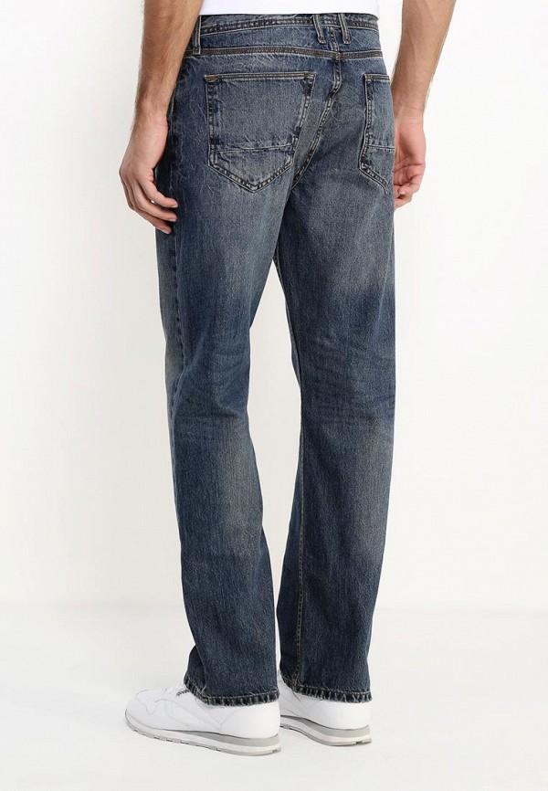 Мужские широкие и расклешенные джинсы Burton Menswear London 12R08JBLU: изображение 4