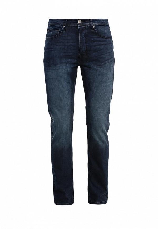 Мужские прямые джинсы Burton Menswear London 12S32JBLU