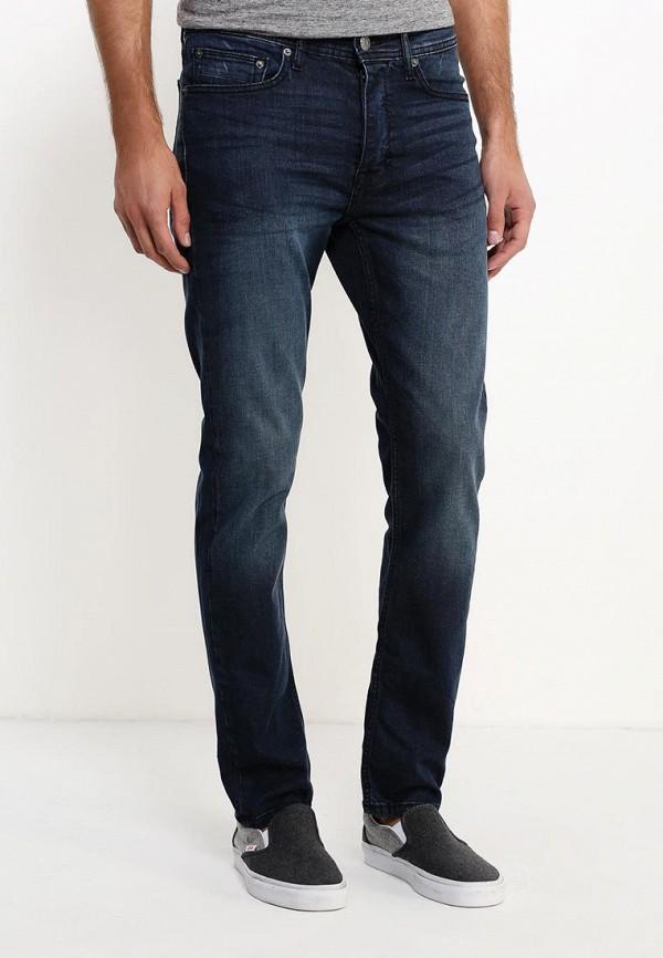 Мужские прямые джинсы Burton Menswear London 12S32JBLU: изображение 3