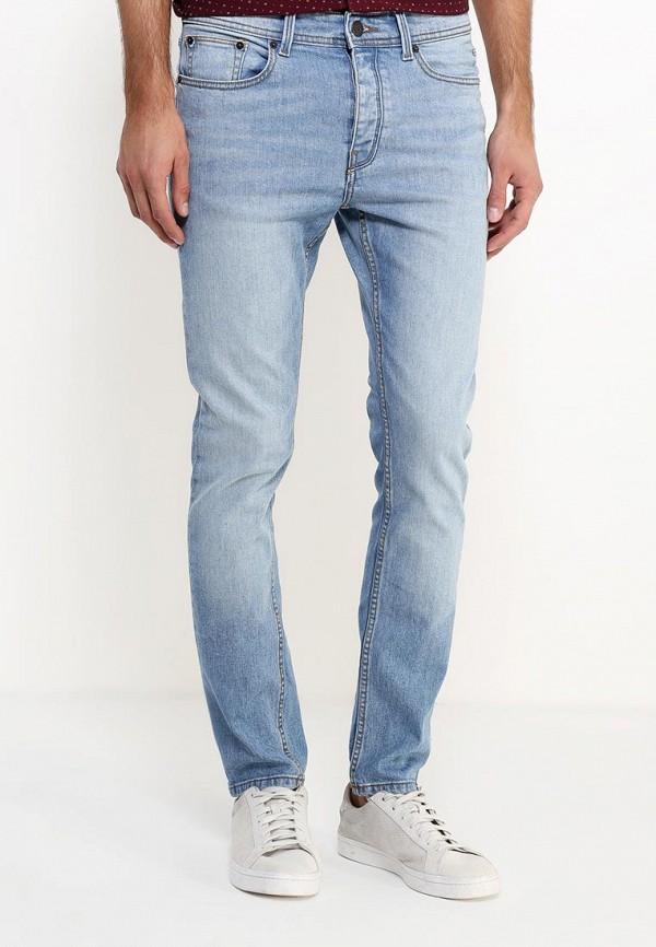 Зауженные джинсы Burton Menswear London 12S45JBLU: изображение 3