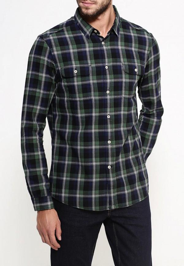 Рубашка с длинным рукавом Burton Menswear London 22C02JGRN: изображение 3