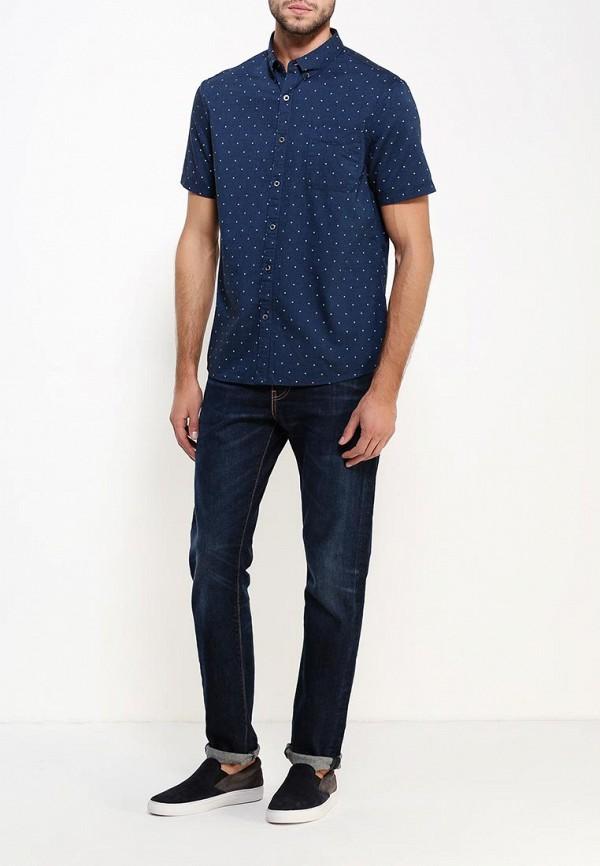 Рубашка с коротким рукавом Burton Menswear London 22D07JBLU: изображение 2