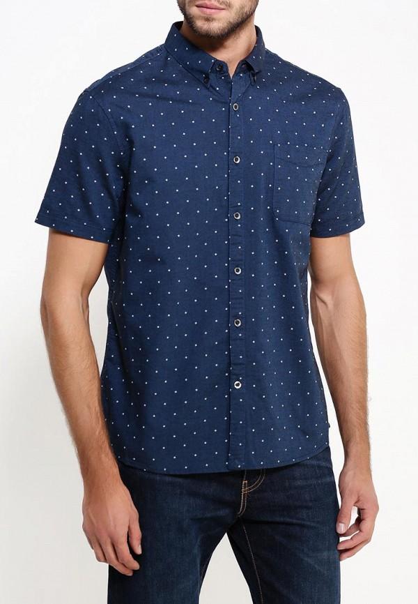 Рубашка с коротким рукавом Burton Menswear London 22D07JBLU: изображение 3
