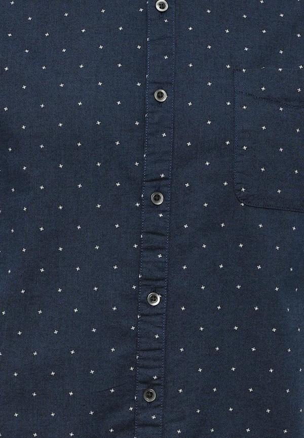 Рубашка с коротким рукавом Burton Menswear London 22D07JBLU: изображение 5