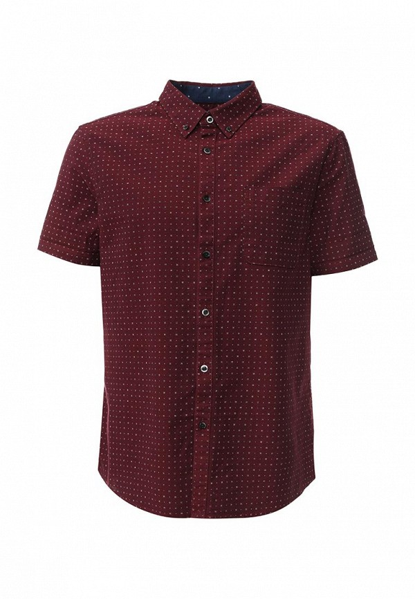 Рубашка с коротким рукавом Burton Menswear London 22D07JRED