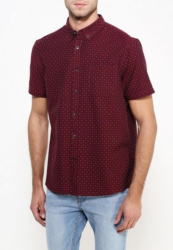 Рубашка с коротким рукавом Burton Menswear London 22D07JRED: изображение 4