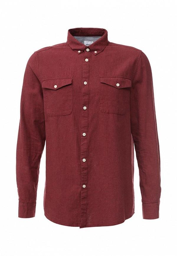 Рубашка с длинным рукавом Burton Menswear London 22T01JRED: изображение 2