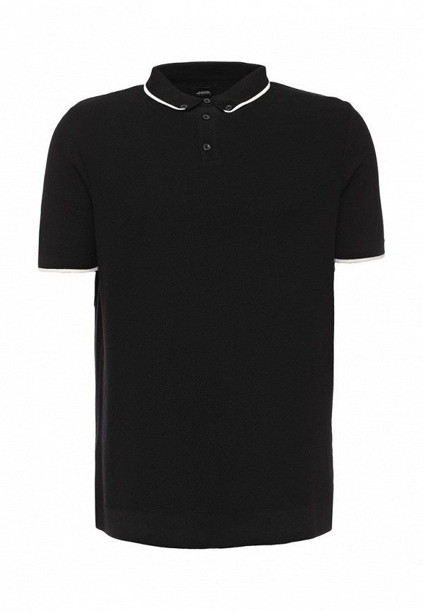 Мужские поло Burton Menswear London 27T16JBLK: изображение 1