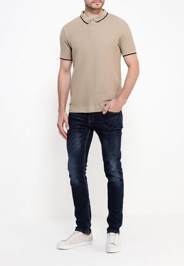 Мужские поло Burton Menswear London 27T16JNAT: изображение 2