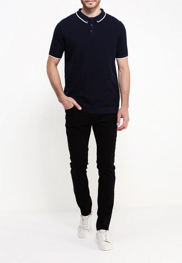 Мужские поло Burton Menswear London 27T20JNVY: изображение 2