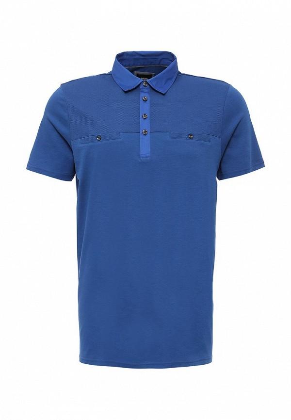 Мужские поло Burton Menswear London 45J04IBLU: изображение 1