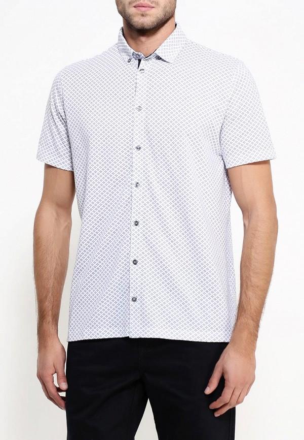 Рубашка с коротким рукавом Burton Menswear London 45J13INVY: изображение 3
