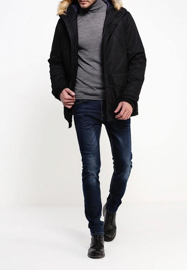 Пуховик Burton Menswear London 06P03JBLK: изображение 2