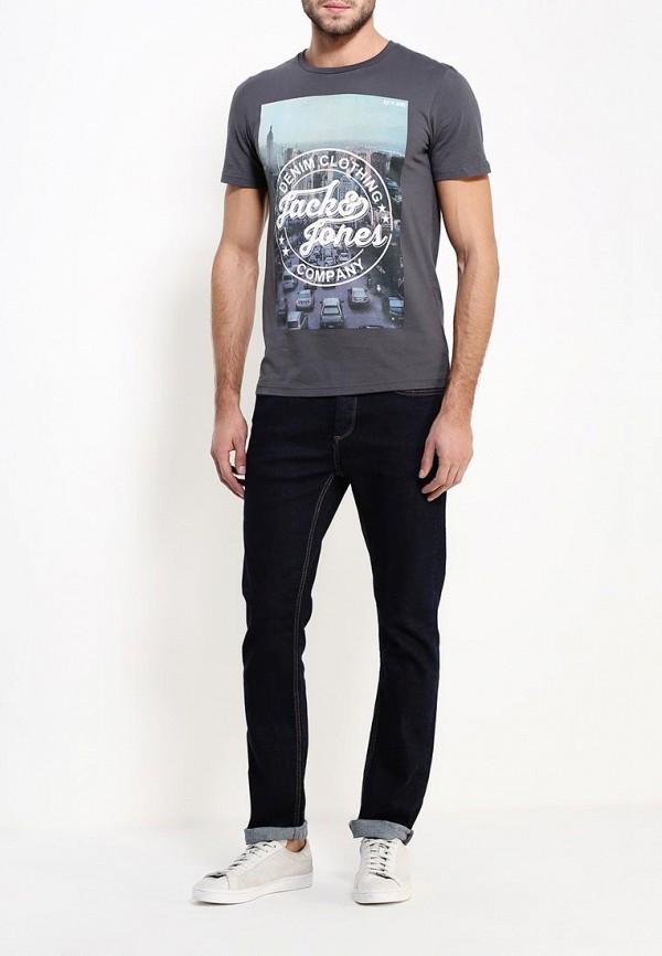 Зауженные джинсы Burton Menswear London 12A13JBLU: изображение 2