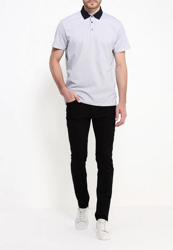 Зауженные джинсы Burton Menswear London 12S16JBLK: изображение 2