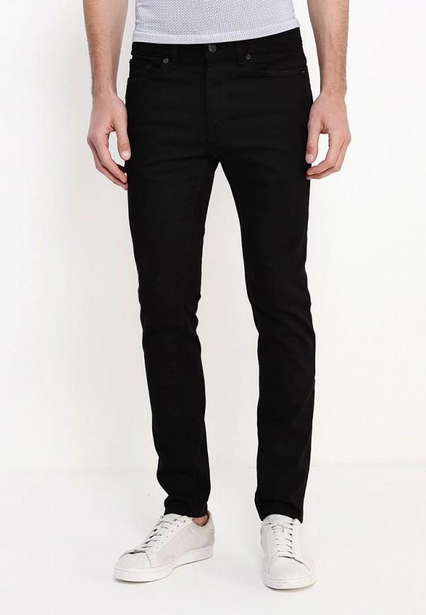 Зауженные джинсы Burton Menswear London 12S16JBLK: изображение 3