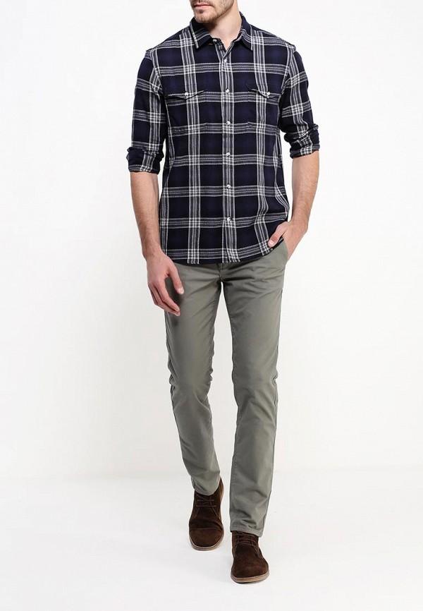 Рубашка с длинным рукавом Burton Menswear London 22C08JNVY: изображение 3