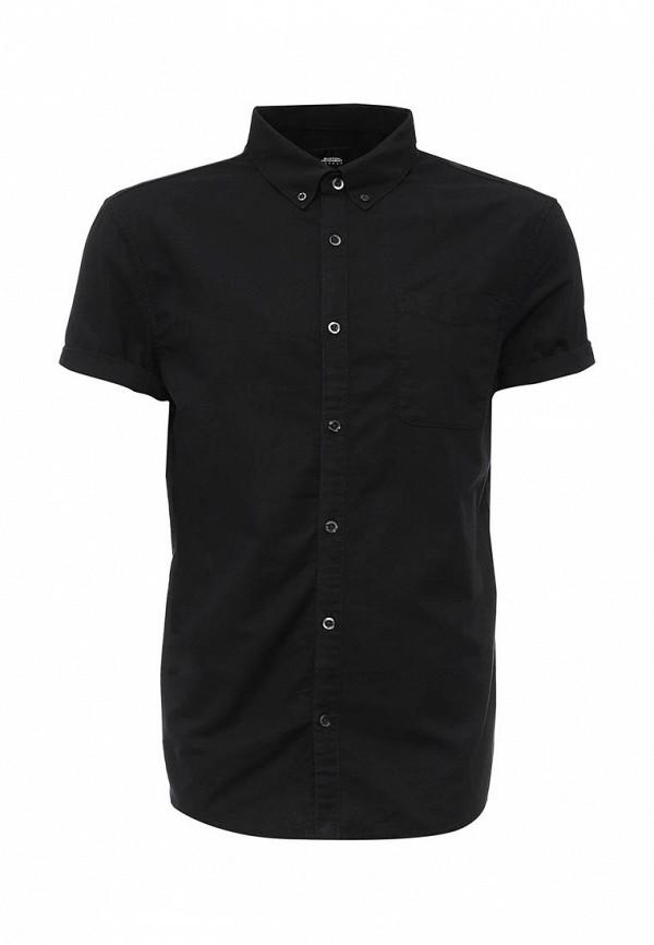 Рубашка с коротким рукавом Burton Menswear London 22O02JBLK