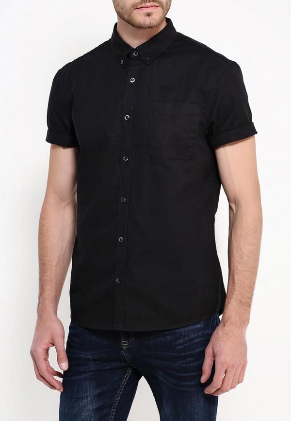 Рубашка с коротким рукавом Burton Menswear London 22O02JBLK: изображение 3