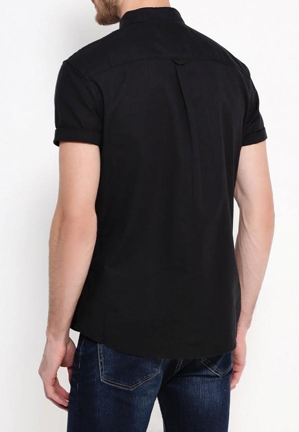 Рубашка с коротким рукавом Burton Menswear London 22O02JBLK: изображение 4