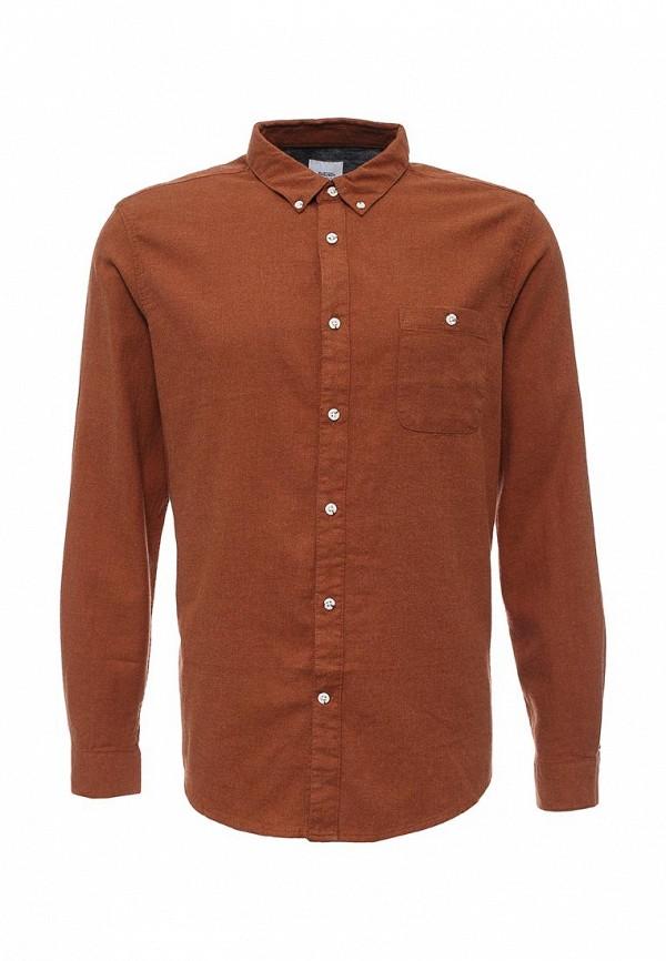 Рубашка с длинным рукавом Burton Menswear London 22P04JNAT: изображение 1