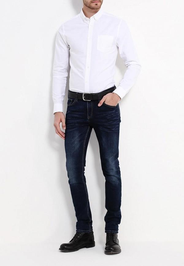 Рубашка с длинным рукавом Burton Menswear London 22P04JWHT: изображение 2