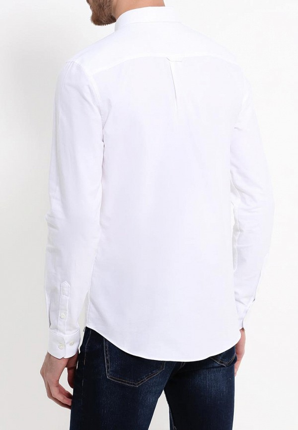 Рубашка с длинным рукавом Burton Menswear London 22P04JWHT: изображение 4