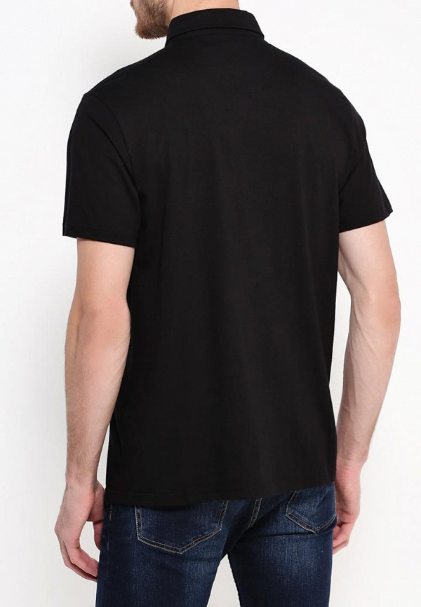 Мужские поло Burton Menswear London 45J05HBLK: изображение 4